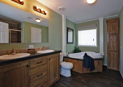 Silverado Master Bath