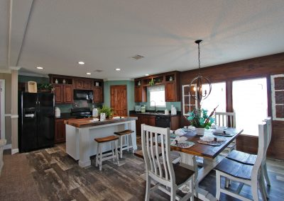 Tundra Kitchen and Dining